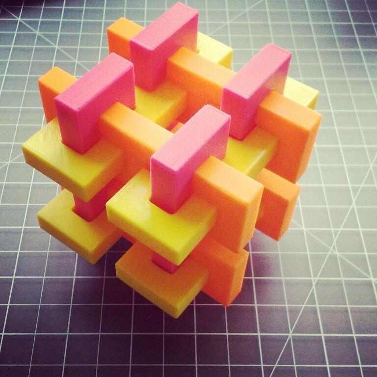 casse-tête impression 3D hephaprint rennes